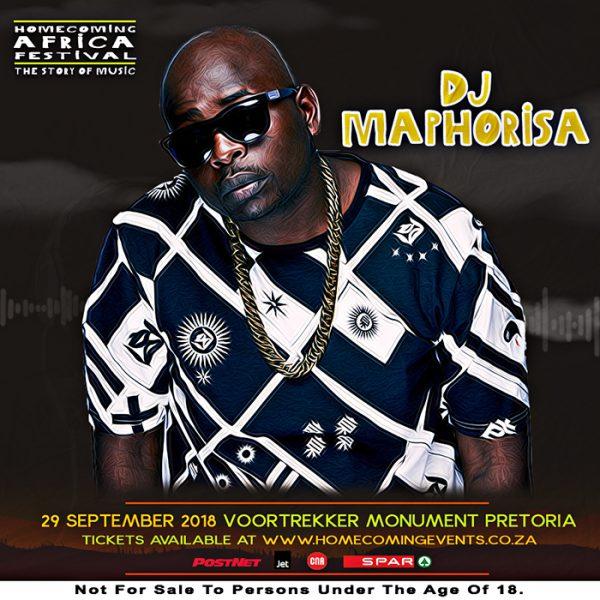 DJ-MAPHORISA